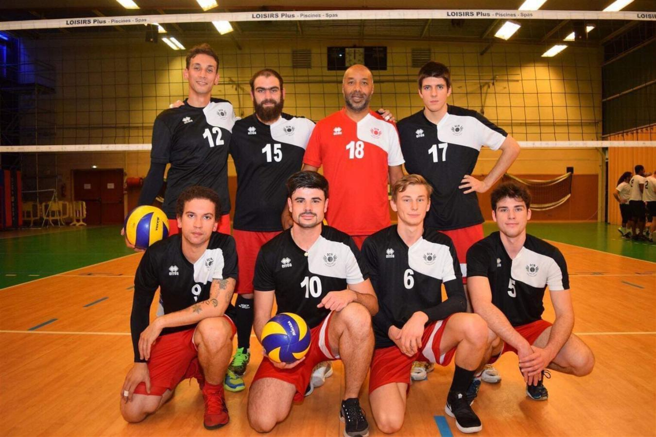 Senior Masculin - SPORTING CLUB BRIARD VOLLEY BALL